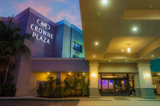 Crowne Plaza Costa Mesa Orange County : Welcome to our Costa Mesa hotel!