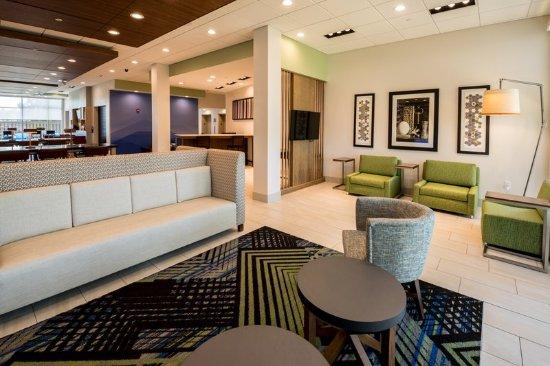 North Augusta, SC: Hotel Lobby