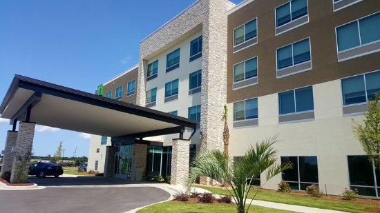 North Augusta, SC: Hotel Exterior