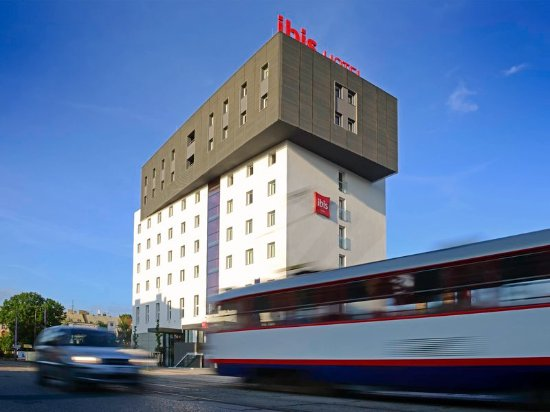 Ibis Olomouc Centre: Exterior