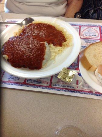 Conyngham, PA: Tom's Kitchen, Sugarloaf