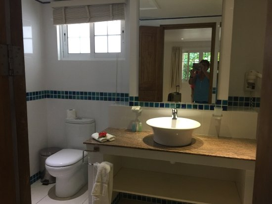 Acajou Beach Resort: Selfcatering-Wohnung im Acajou-Resort auf Praslin