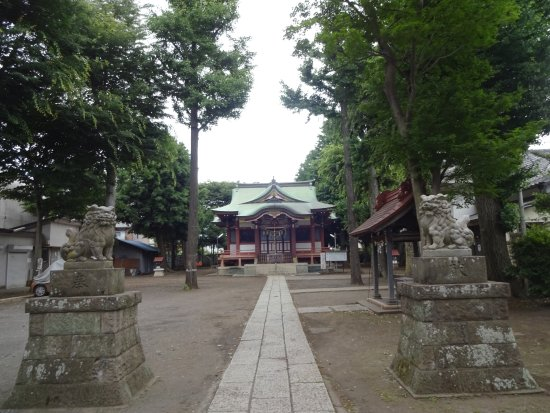 ‪Honda Hachiman Shrine‬