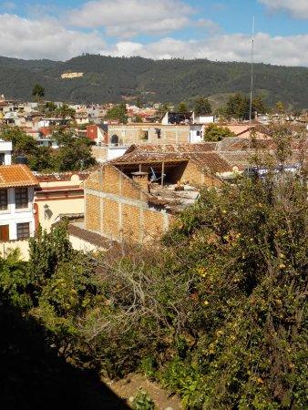Hotel Posada Tepeyac: view from third floor