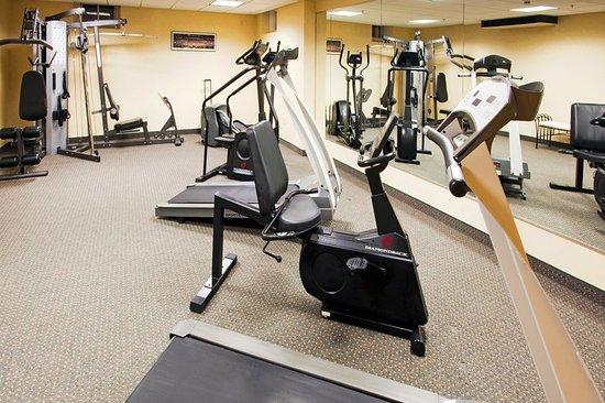 Hudson, MA: Fitness Center