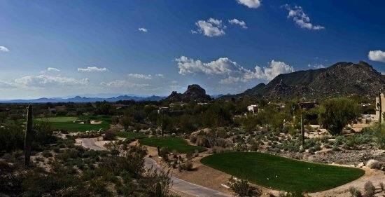 Boulders Resort & Spa, Curio Collection by Hilton: Golf Course Greens
