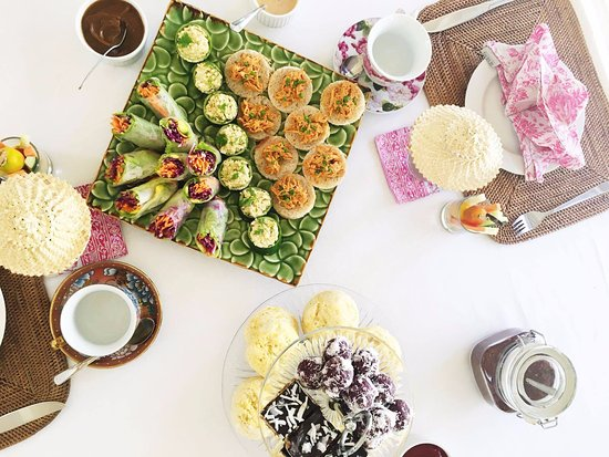 Goddess Retreats: High Tea with an Asian Twist