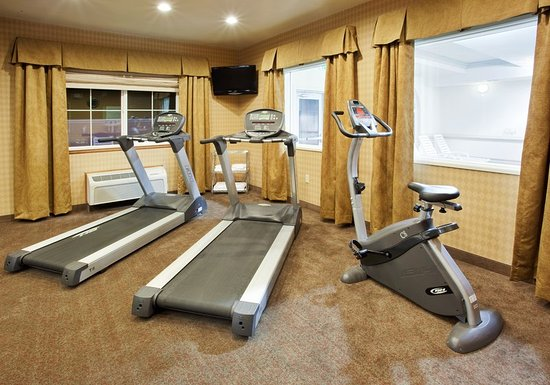 Oroville, CA: Fitness Center