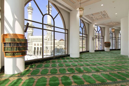 Makkah Millennium Towers: Prayer Halls