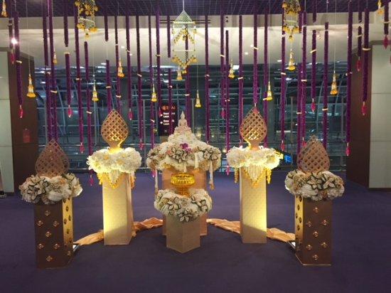 Thai Royal Silk Lounge