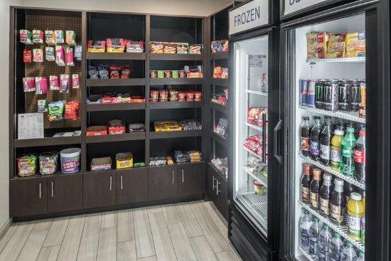Burlington, IA: Vending
