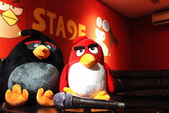 Stage Family Karaoke