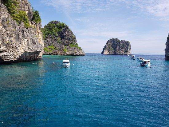 Flip Flop Divers: Koh Haa Lagune