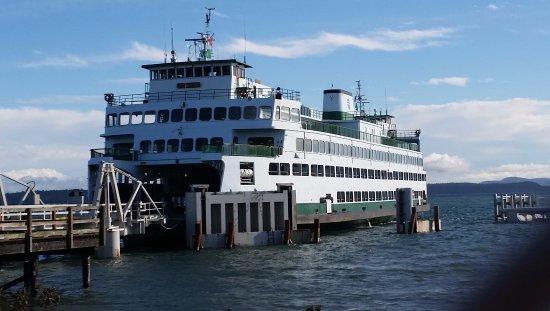 Hotel Rialto: Anacortes WA. Ferry to Sidney,B.C