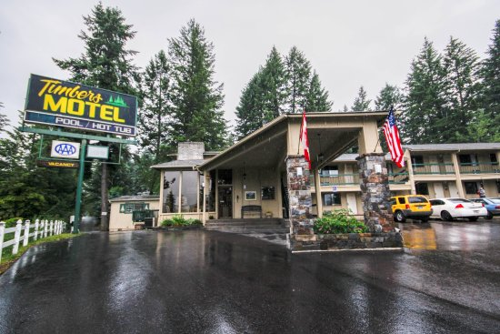 Timbers Motel Aufnahme