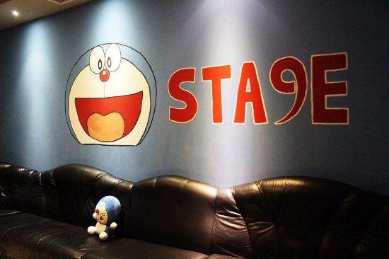 Stage Family Karaoke : doraemon room