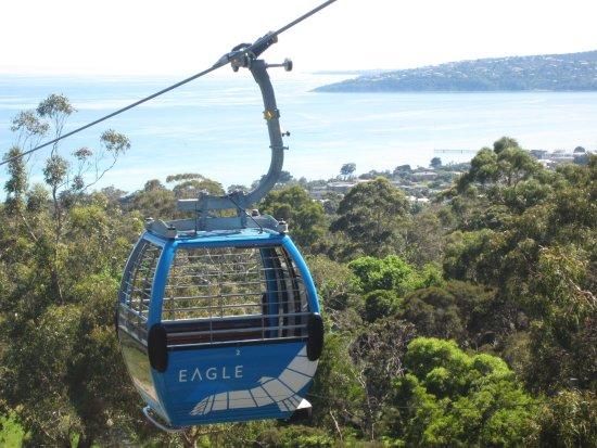 Dromana, Australia: Go early for less crowding