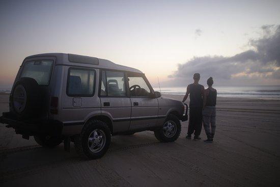 Hervey Bay, Australia: Sonnenaufgang