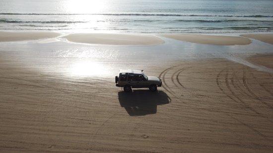Hervey Bay, Australia: Drohne