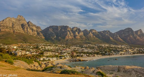 Camps Bay, جنوب أفريقيا: Camps Bay