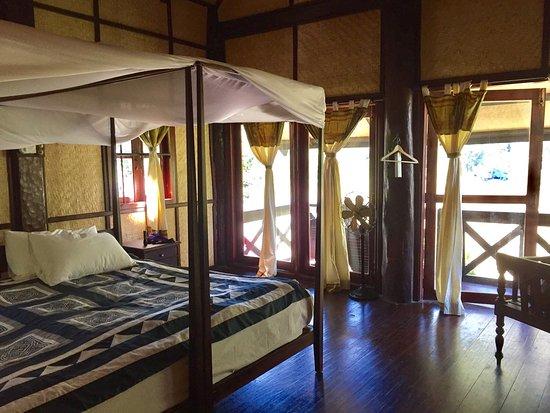 Nong Khiaw, Laos: Nong Kiau River Side Rooms
