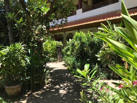 Bakung Sari Resort and Spa : 毎度のバクンサリ!