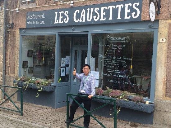 Plouer sur Rance, France: Les Causettes