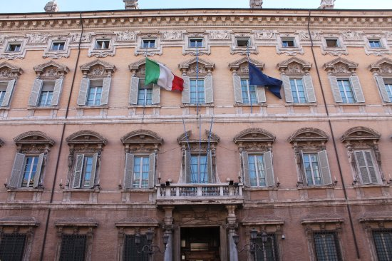 Palazzo madama picture of palazzo madama sede del for Senato della repubblica