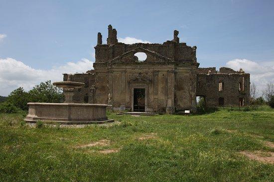 Canale Monterano, อิตาลี: il marchese del grillo
