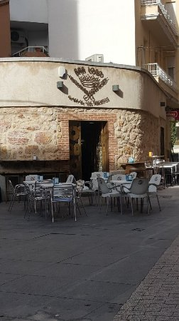 Restaurante casa cipri en zamora con cocina otras cocinas for Bar restaurante el jardin zamora