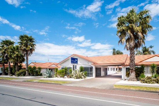 Gisborne, Yeni Zelanda: Exterior