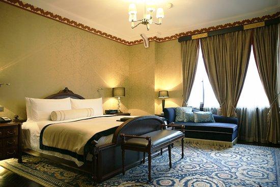 Fairmont Peace Hotel: Italian Suite-Bedroom