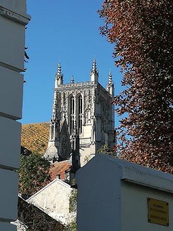Meaux, France: Cathédrale Saint Étienne