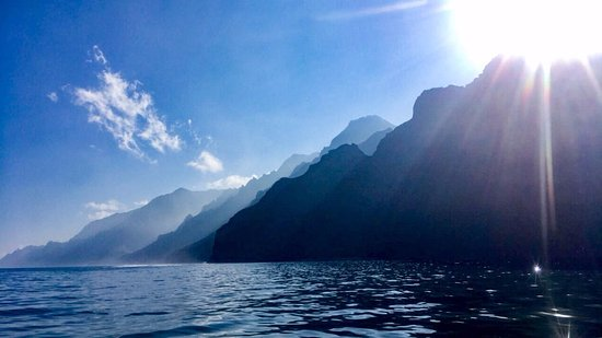 Kekaha, HI: Na Pali Coastline