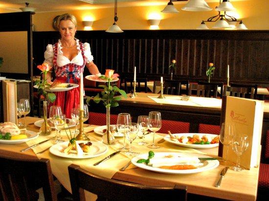 Restaurant Loreley: Essen in der Loreley