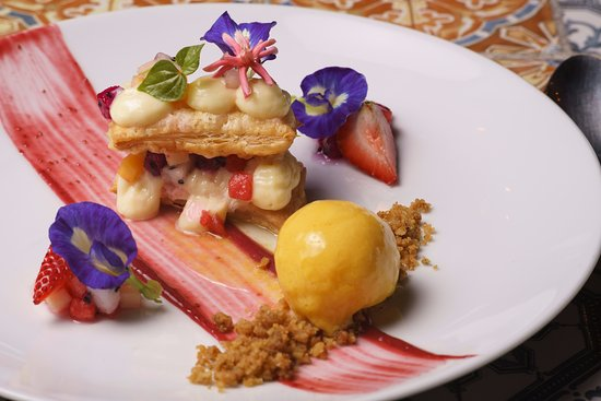 Chinese House: Mille Feuille
