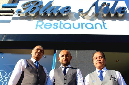 Blue Nile Restaurant London