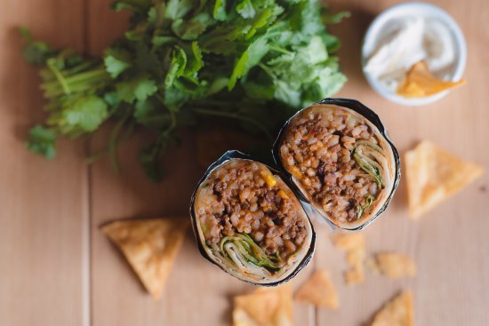 how to make burritos with mince