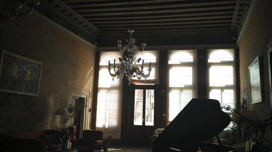 Ruzzini Palace Hotel: Фойе второго этажа