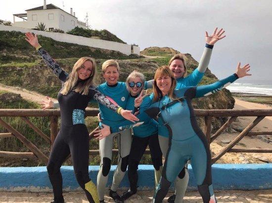 3 surfers ericeira