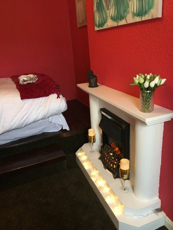Maryport, UK: Rafferty's Bistro Bed and Breakfast