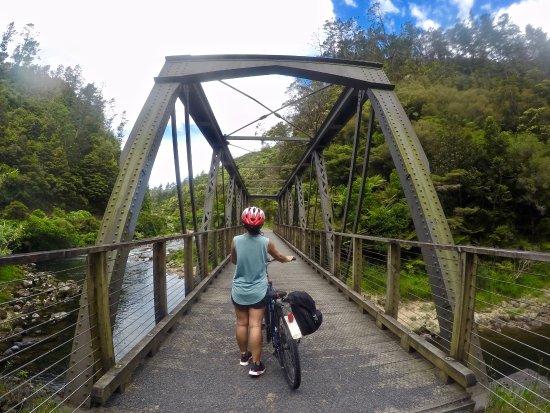 Темза, Новая Зеландия: Karangahake Gorge