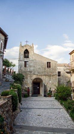 Castelmola, Italia: Chiesa di San Giorgio