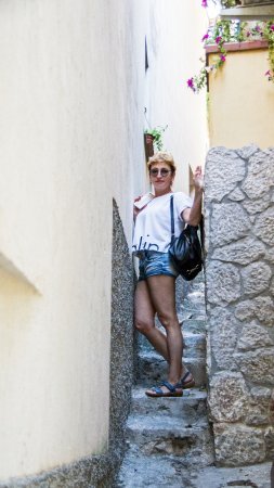 Castelmola, Italy: на прилегающих улочках