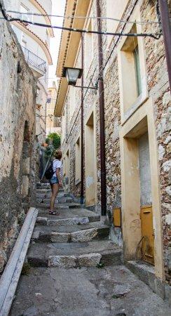 Castelmola, Italia: на прилегающих улочках