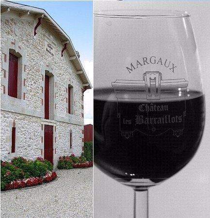 Château les Barraillots: Façade du chais