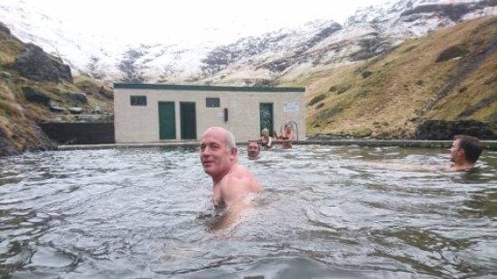 Skogar, Island: Seljavallalaug