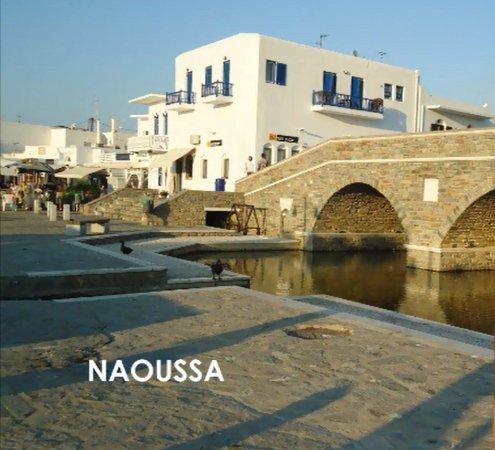 Naoussa, Grecia: paros