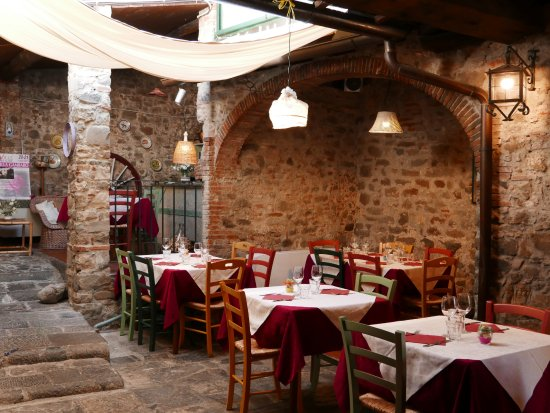Capannori, Italia: La vista dalla cucina