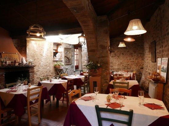 Capannori, Italia: Vista della sala dall'ingresso